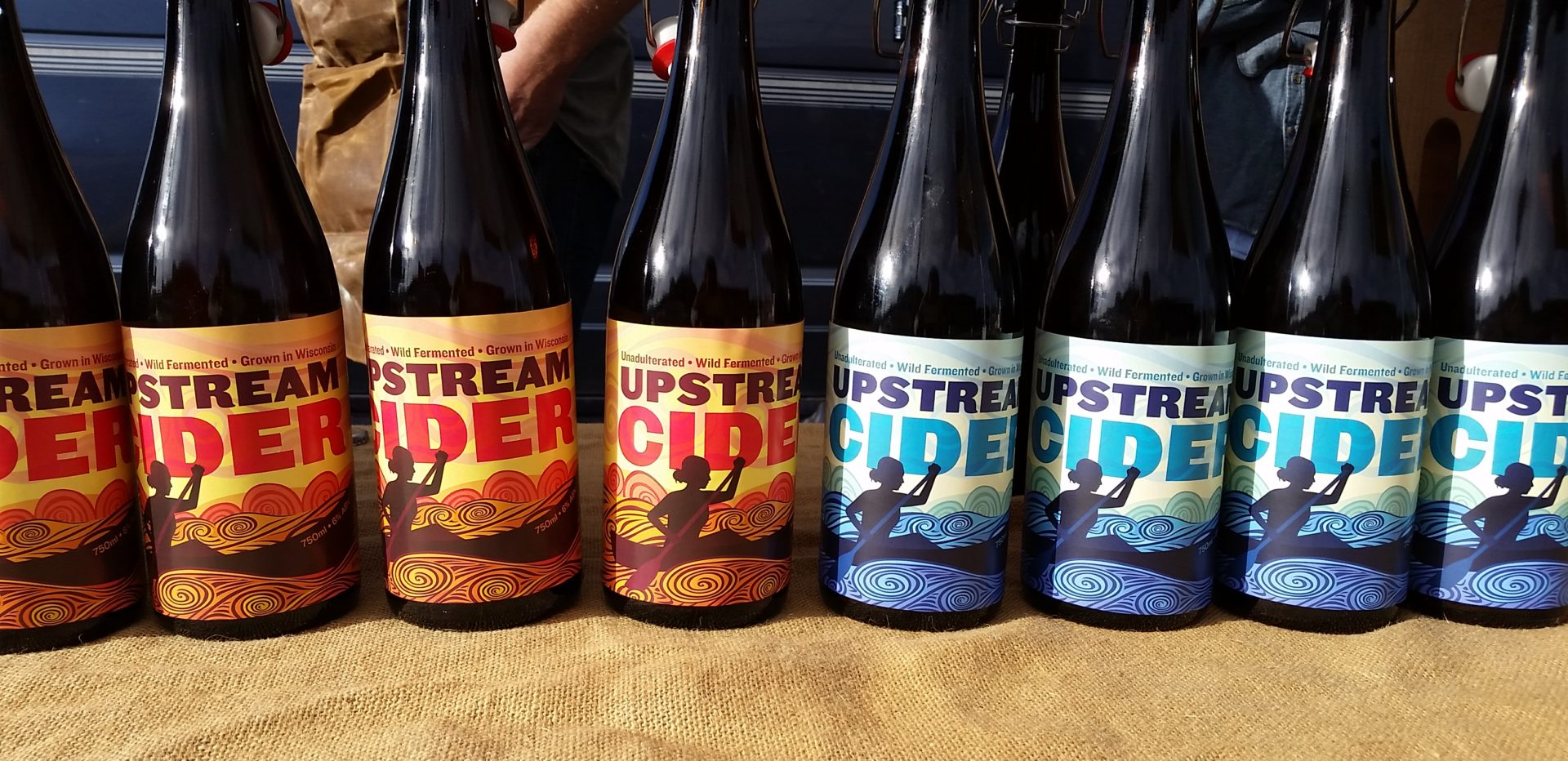Upstream Cider